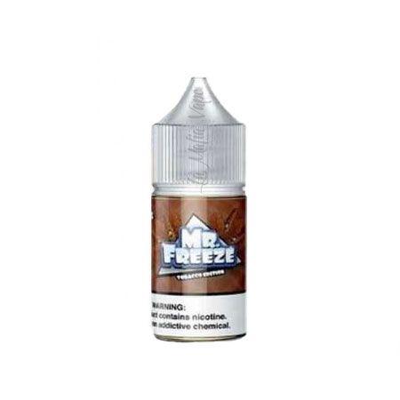 Mr. Freeze - Nic Salt Cubano Tobacco
