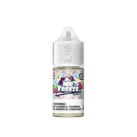 Mr. Freeze - Nic Salt Green Grape Apple Frost (Uva e Maça Verde Ice)