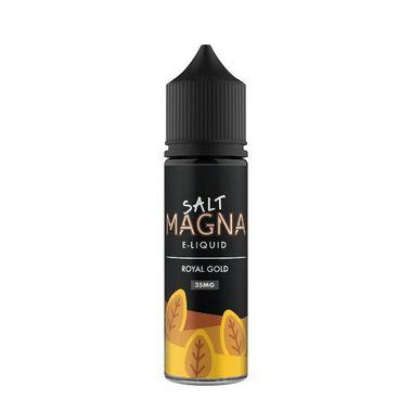 Magna Salt - Royal Gold (Tabaco)