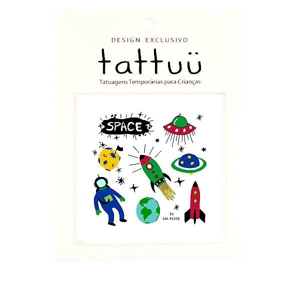 TA006 - Tattoo Espaço