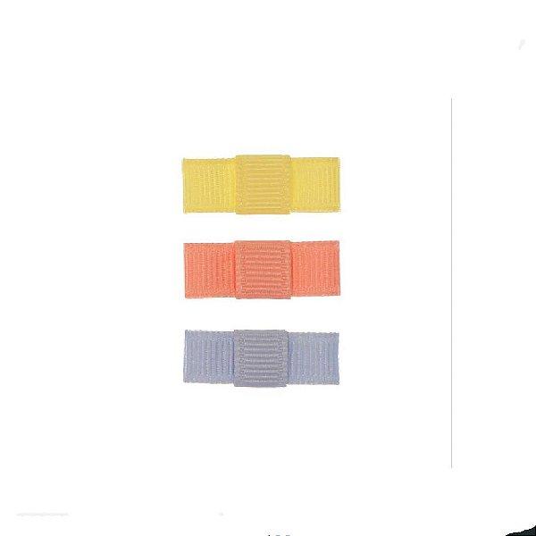 Adesivo Laço Simple Gorgurão Kit 3