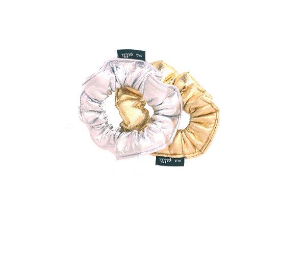 Scrunchie Metallic Kit02