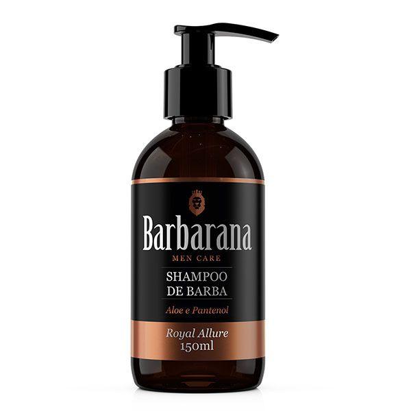 Shampoo de Barba - Royal Allure