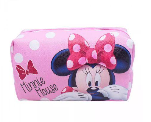 Necessaire Retangular Minnie Mouse - Disney