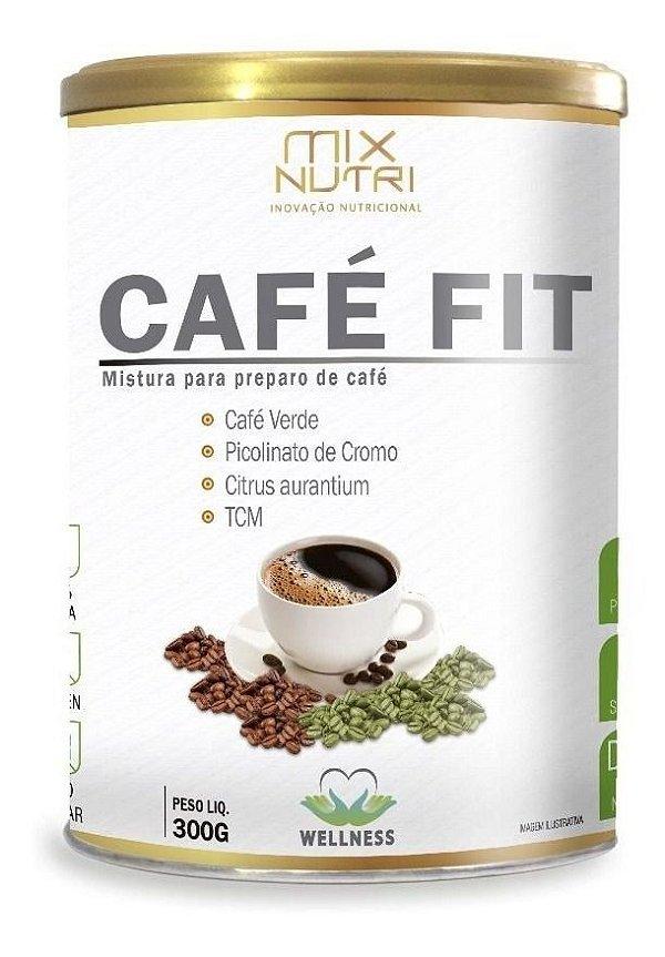CAFÉ FIT MIX NUTRI 300G