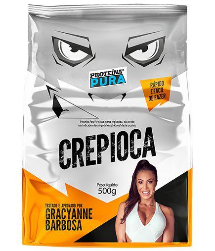 CREPIOCA PROTEINA PURA PACOTE 500G