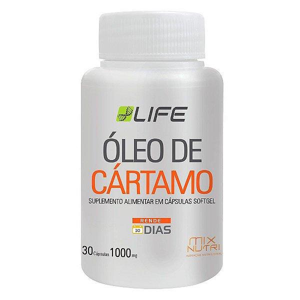 ÓLEO DE CARTAMO MIX NUTRI 30 CAPSULAS 1000 MG