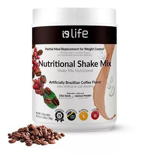 SHAKE MIX NUTRICIONAL CAFE I9LIFE 750G