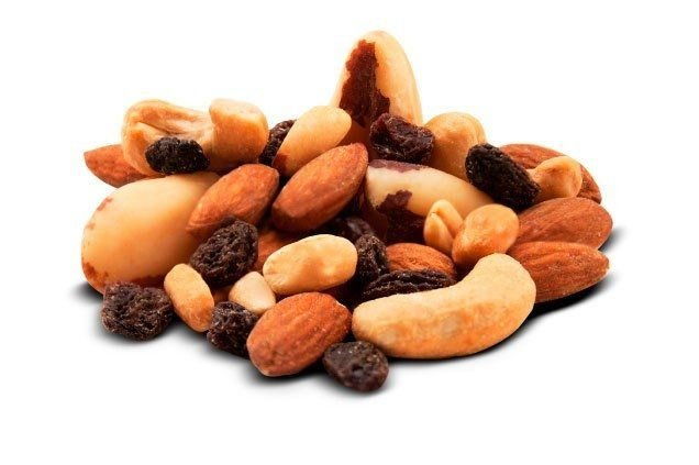 MIX NUTS 100G