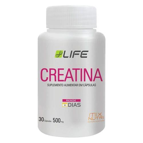 CREATINA LIFE MIX NUTRI 30 CAPSULAS