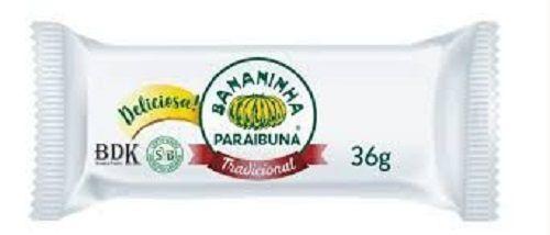 BANANINHA TRADICIONAL PARAIBUNA 36G