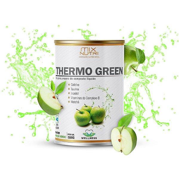 THERMO GREEN MAÇA VERDE MIX NUTRI 300G