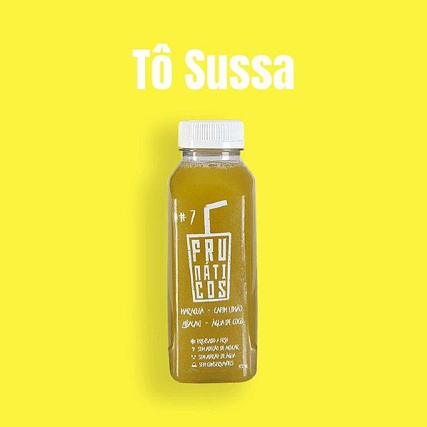 Suco Detox #7 Frunáticos 300ml