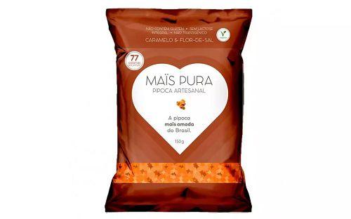 PIPOCA DOCE ARTESANAL MAIS PURA 150G