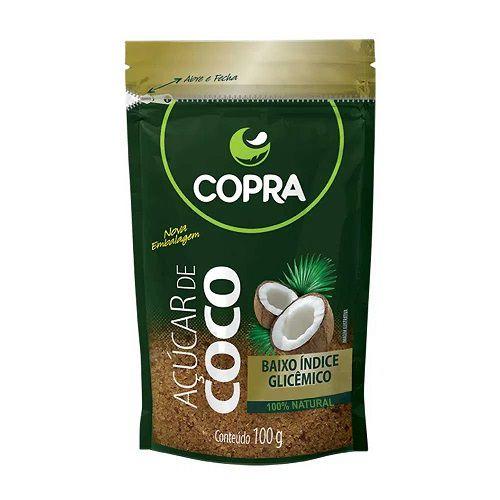 AÇUCAR DE COCO COPRA 100G