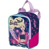 Lancheira Infantil Barbie Sestini Marinho 064685