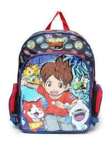 Mochila Escolar Grande Infantil Dmw Yo-kai Watch 11261