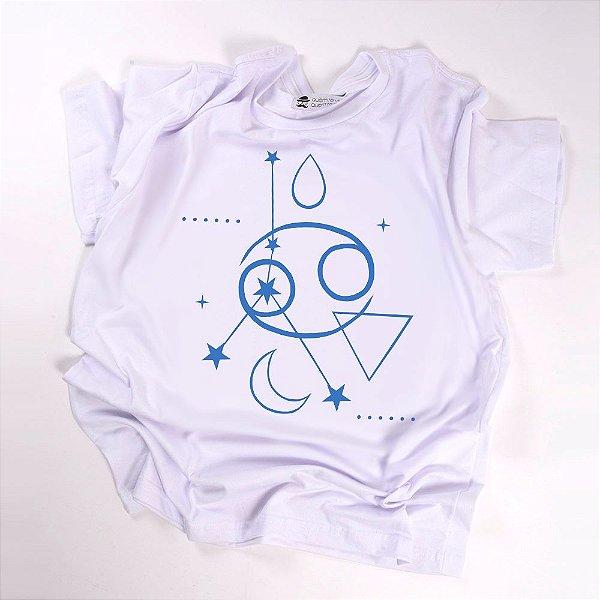 Camiseta QTVQTV Signos Câncer