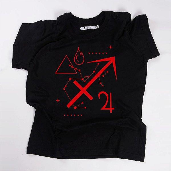 Camiseta QTVQTV Signos Sagitário
