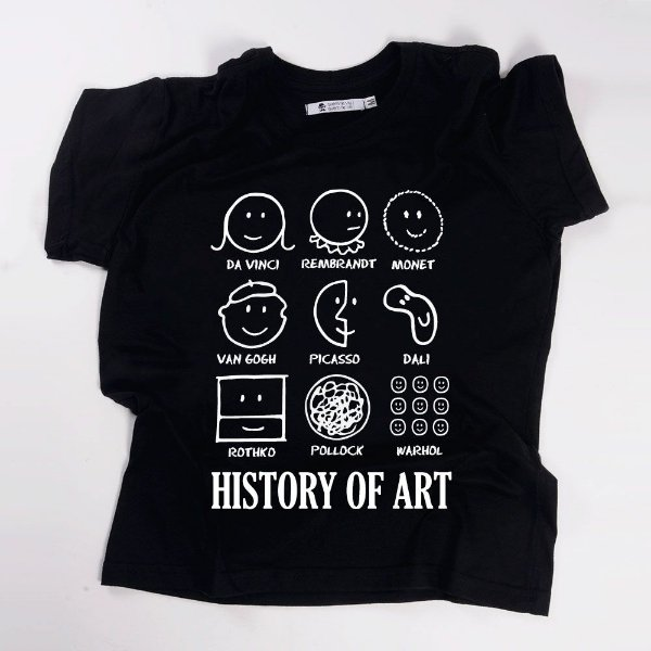 Baby Look QTVQTV History of Art