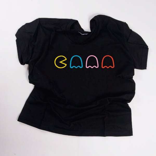 Baby Look QTVQTV PACMAN
