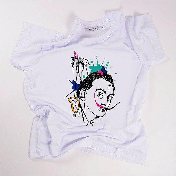 Camiseta QTVQTV Salvador Dali