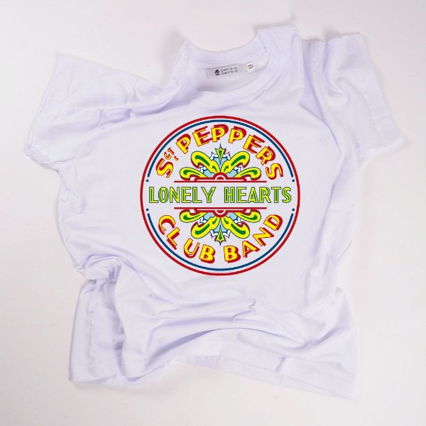 BABY LOOK QTVQTV SGT PEPPERS 157