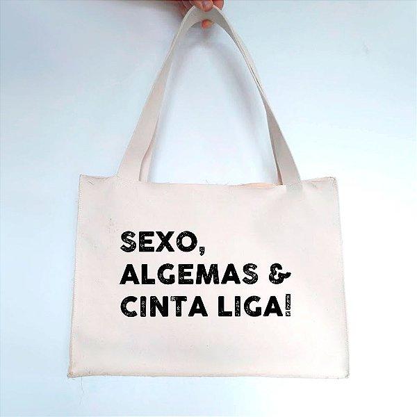 EcoBag QTVQTV Tequila Baby Algemas & Cinta Liga