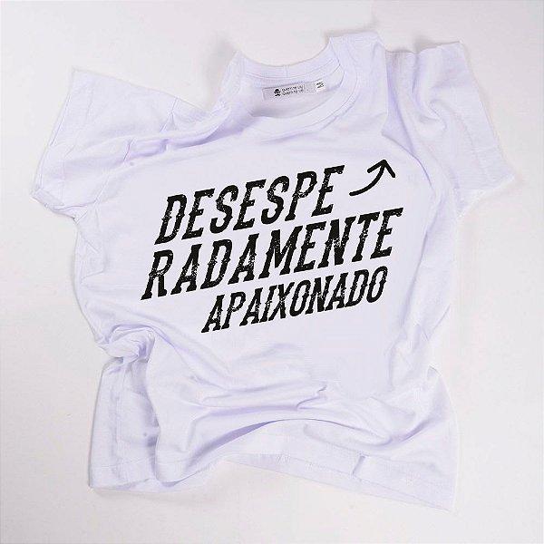 Camiseta QTVQTV  Desesperadamente Apaixonado 2