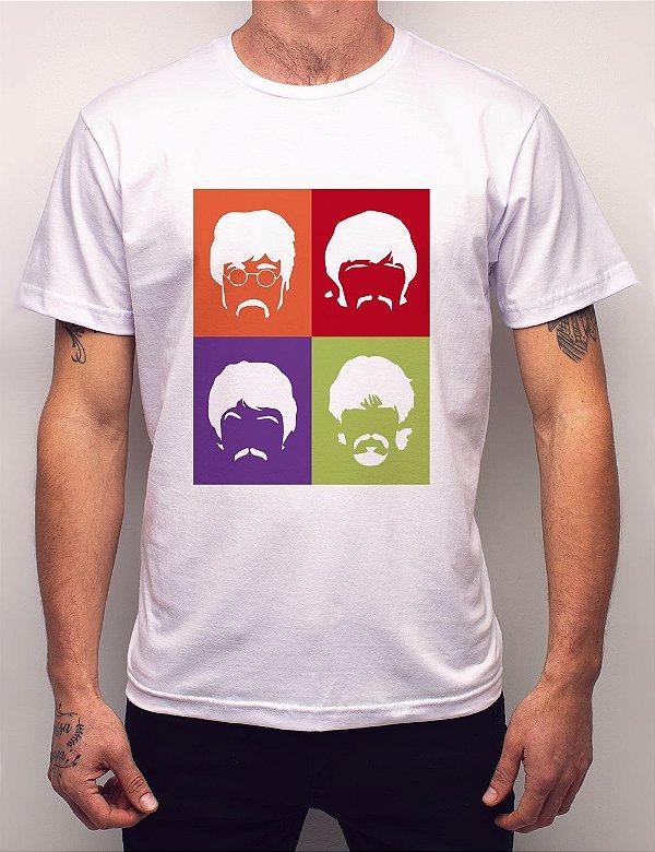 Camiseta QTVQTV THE BEATLES