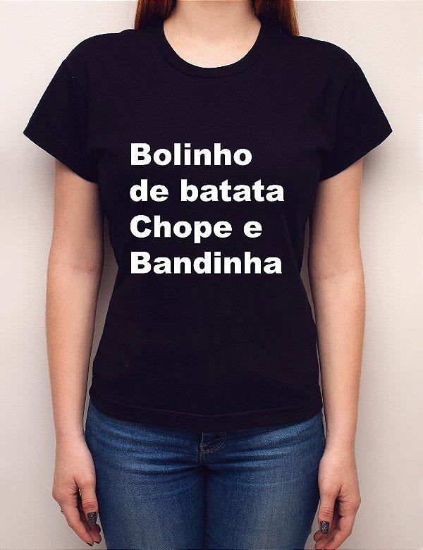 QTV QTV BOLINHO CHOPE BANDINHA