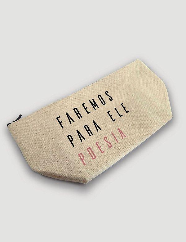 NECESSAIRE CHICO PAZ POESIA