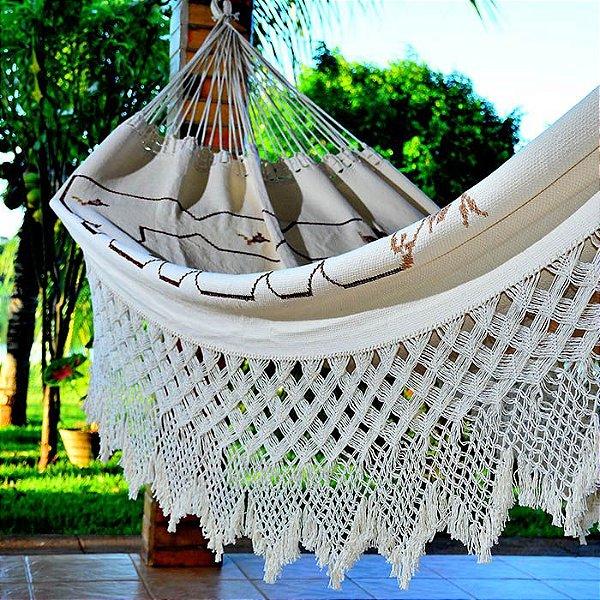 Rede de Dormir Casal em Ponto Cruz