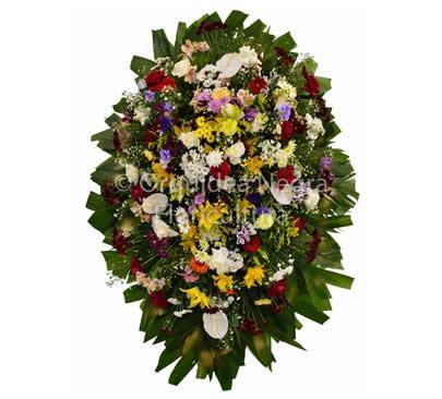 Coroa Original Nº 09 - Altura 1,45 x Largura 1,20