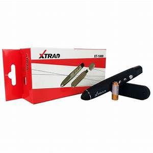 CONTROLE APRESENTAÇÃO SLID XTRAD XT-1000