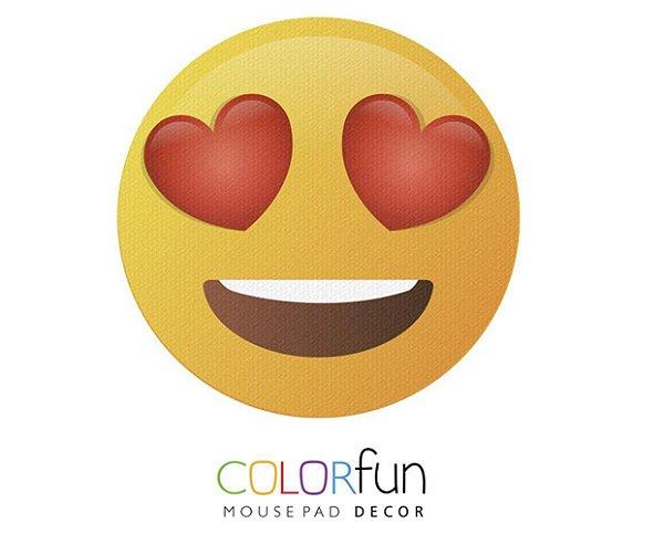 Mousepad Circular Emoji