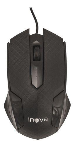Mouse Óptico USB Inova Modelo MOU-6910