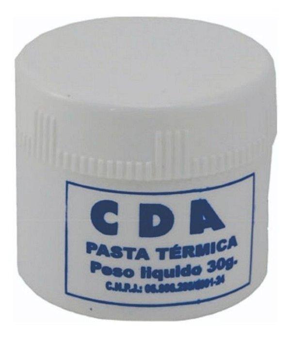 PASTA TÉRMICA CDA 30G