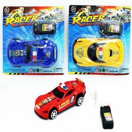 CARRINHO DE CONTROLE REMOTO - RACER SUPER SPEED - UNIDADE