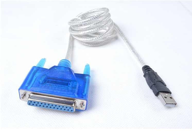 CABO CONVERSOR PARALELO USB 2.0 X DB25 PARA IMPRESSORA
