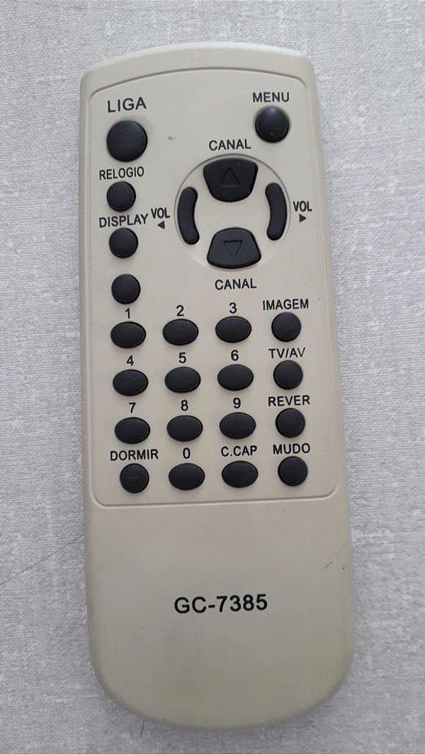 CONTROLE REMOTO CINERAL TV - GC 7385