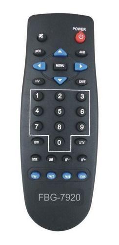 CONTROLE REMOTO CROMUS MAX-7920