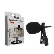 LAVALIER MICROPHONE - LAPELA - JH-043