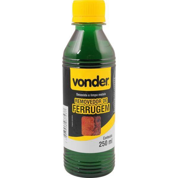 Removedor de Ferrugem Vonder 250ml
