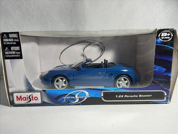 Miniatura Porsche Boxster - Escala 1/24 - Maisto