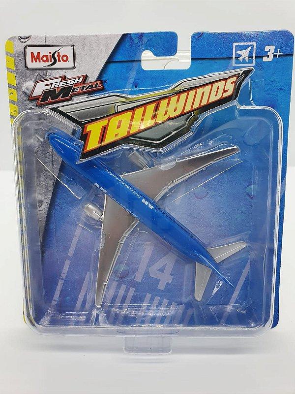 Miniatura - Boeing 777-200 - Maisto Tailwinds - Metal