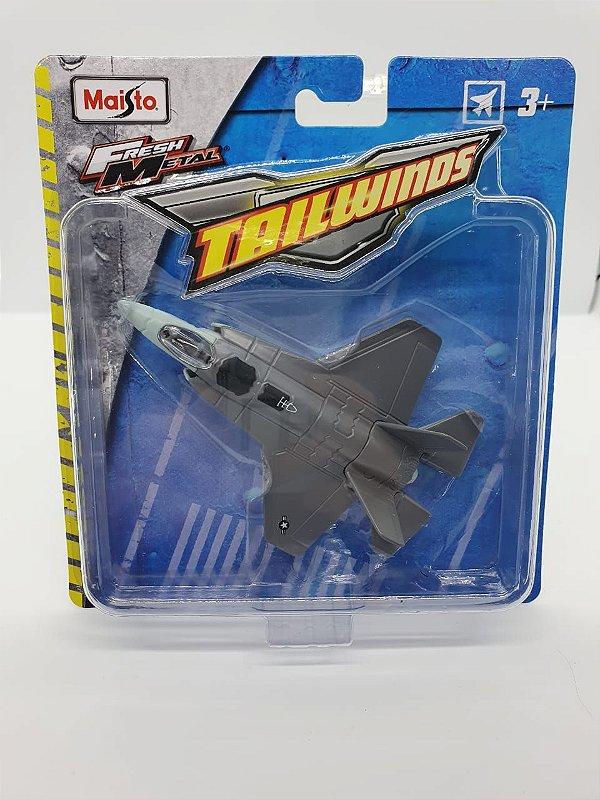 Miniatura F-35 Lightning II -  Maisto Tailwinds - Metal