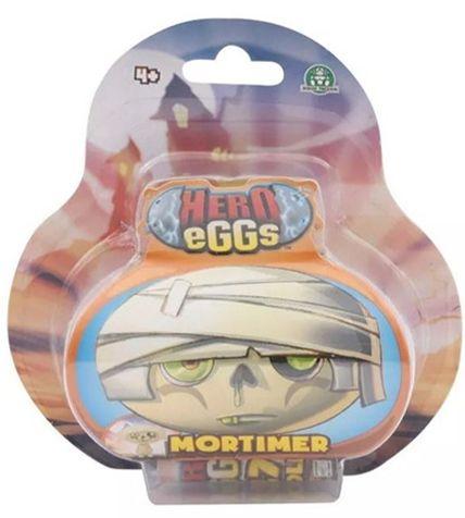 Hero Eggs - Mortimer - Candice - Promoção dia das Crianças