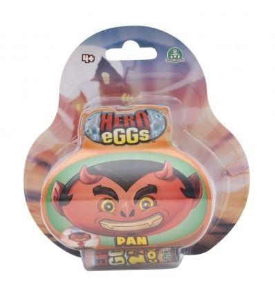 Hero Eggs - Pan - Candice - Promoção dia das Crianças