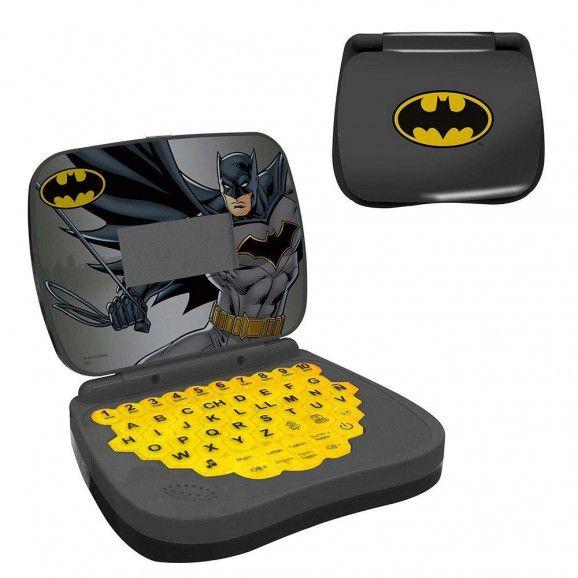 Laptop Infantil Batman Bilíngue - Candice